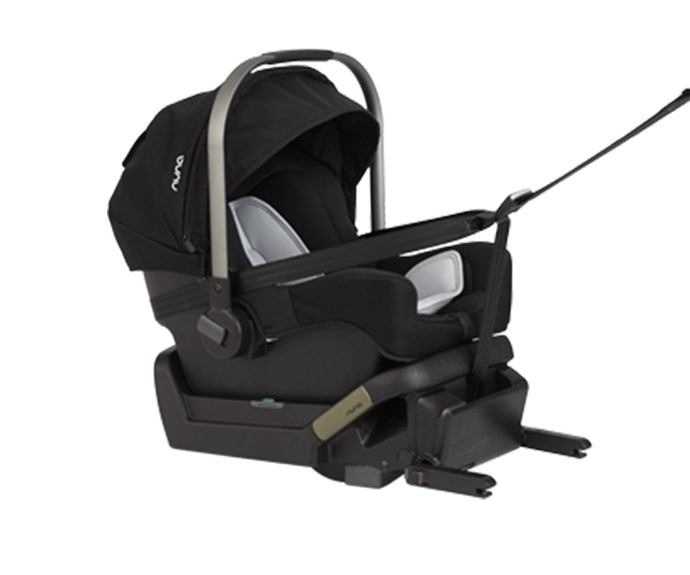 Out of the 22 tested child seats by NSW's Crashlab, the Nuna Kilk (rear-facing) seat was the only one to score a 5-star rating for protection.