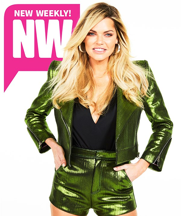 *Love Island* host Sophie Monk says she loves watching the sexy scenes on the show.