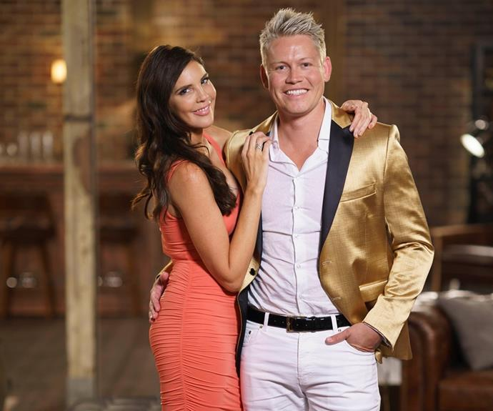 Sean is very pleased to have left his *MAFS* ex in the past.
