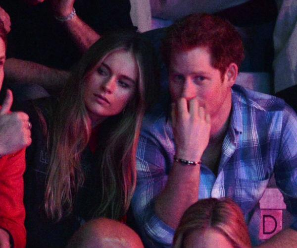 Harry and Cressida began seeing each other in 2012 after having been introduced by Princess Eugenie.