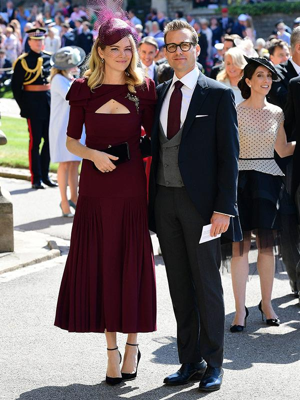 Jacinda Barrett and Gabriel Macht look amazing.