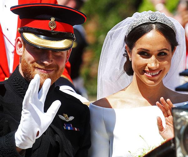 Hear ye, hear ye: Introducing the Duke and Duchess of Sussex!