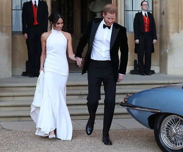 Up until this moment, Meghan hadn't broken any Royal rules...