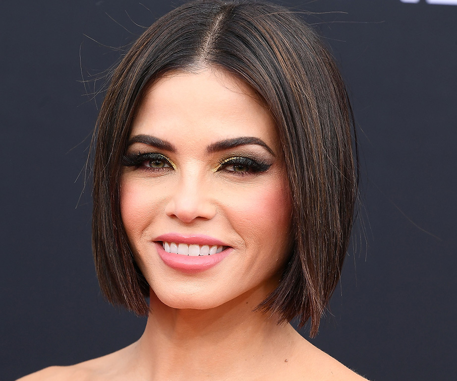 Jenna Dewan S Dramatic Post Breakup Hair Transformation Now To Love