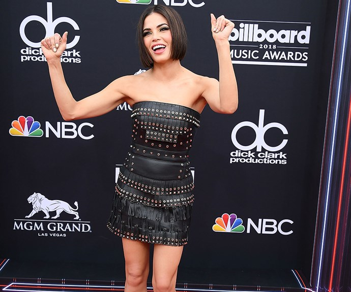 Stepping out to the Billboard Music Awards on Sunday, Jenna looked better than ever.
