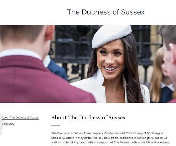 From Rachel Zane to The Duchess of Sussex!