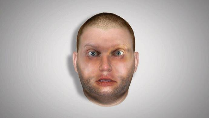 """A police sketch of """"Thommo""""."""