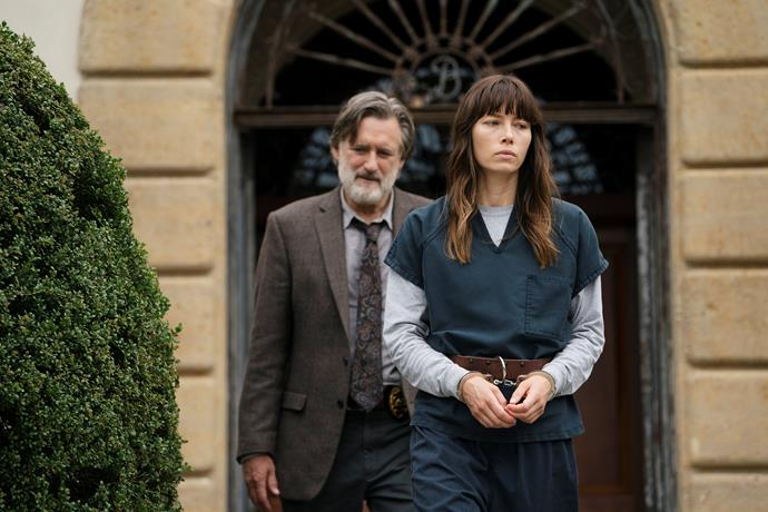 Amrbose moves on from Cora's case in the new season of *The Sinner.*
