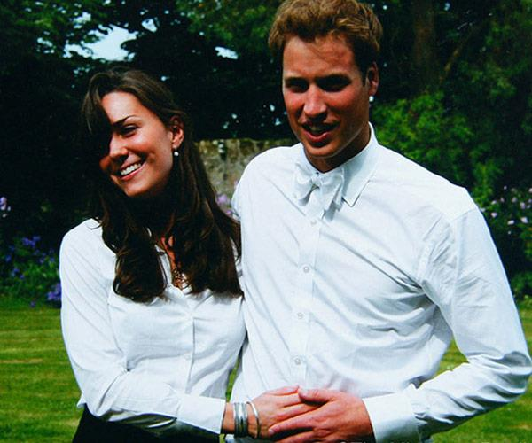 Kate lived relatively under the radar until the later part of her courtship with Prince William.