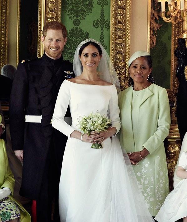 Doria Ragland Shares Her Favourite Royal Wedding Moment