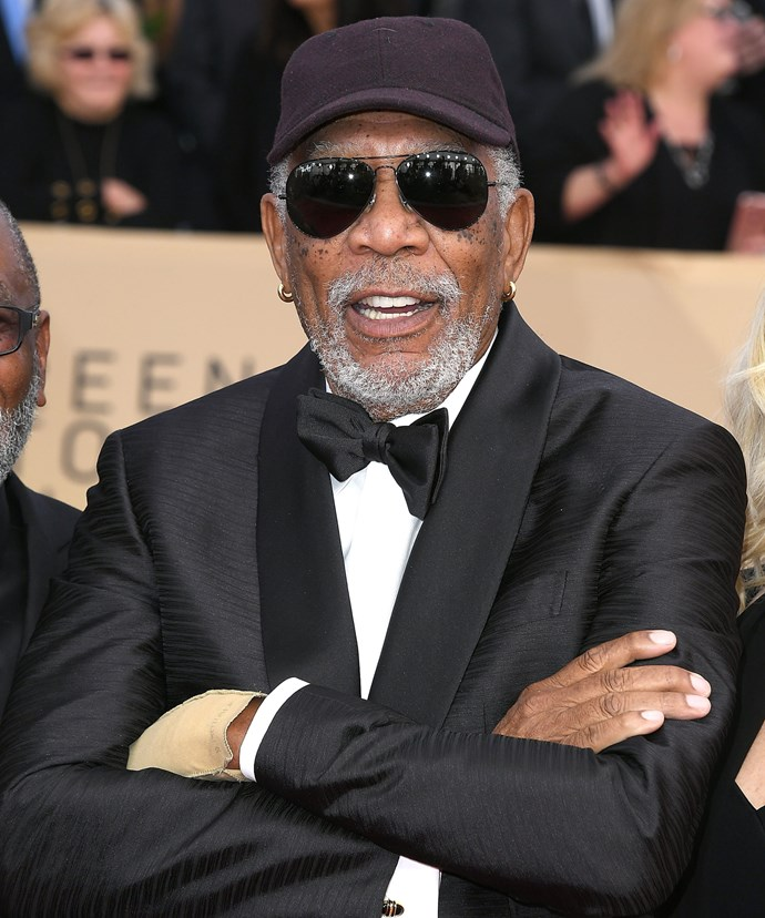 Morgan Freeman has been accused of sexual harassment and inappropriate comments and behaviour by eight women.