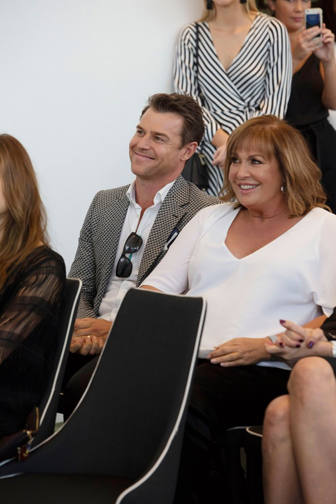 "Rodger Corser and Tracy Grimshaw look thrilled to be nominated for the ***TV WEEK*** [Gold Logie Award](https://www.nowtolove.com.au/celebrity/tv/gold-logies-2018-nominees-48742|target=""_blank"") for 'Most Popular Personality on Australian Television'."