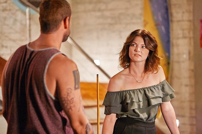 Will Robbo see through Ebony's innocent act?