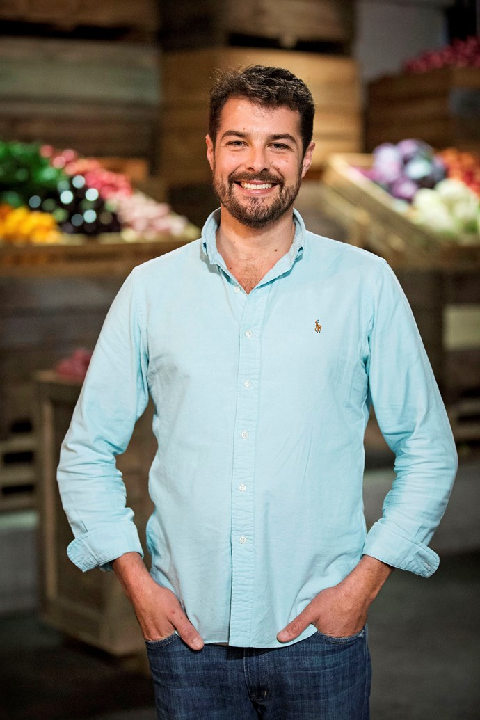*MasterChef Australia* contestant Ben had to leave his job after being diagnosed with ulcerative coliti.