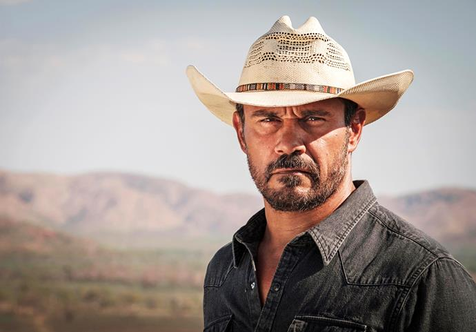 Aaron Pedersen returns as Detective Jay Swan for the third time.