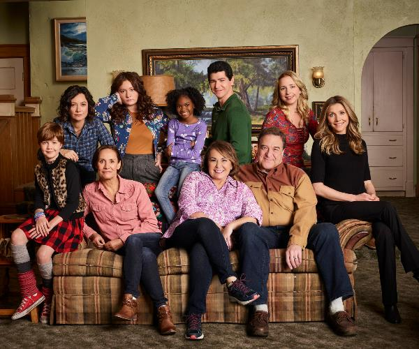 The Conners will include the existing cast - except Roseanne.