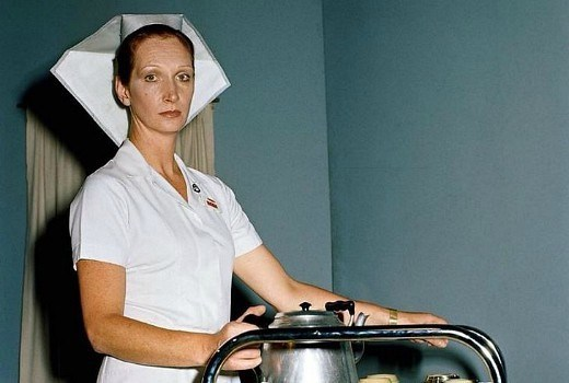 Cornelia played formidable nurse Sister Grace Scott on The Young Doctors from 1976-1979.
