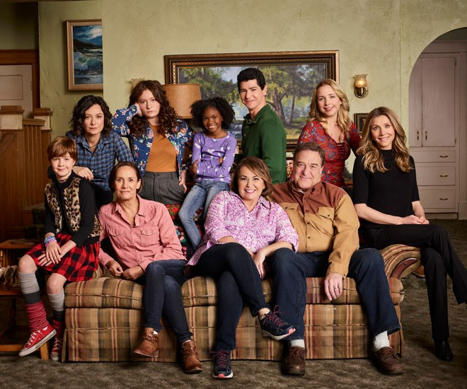 *Roseanne's* revival has been cancelled by ABC, with Network Ten pulling all future episodes from their schedule.
