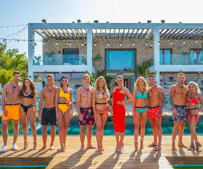 Sophie admits all the contestants are 'ridiculously hot'!