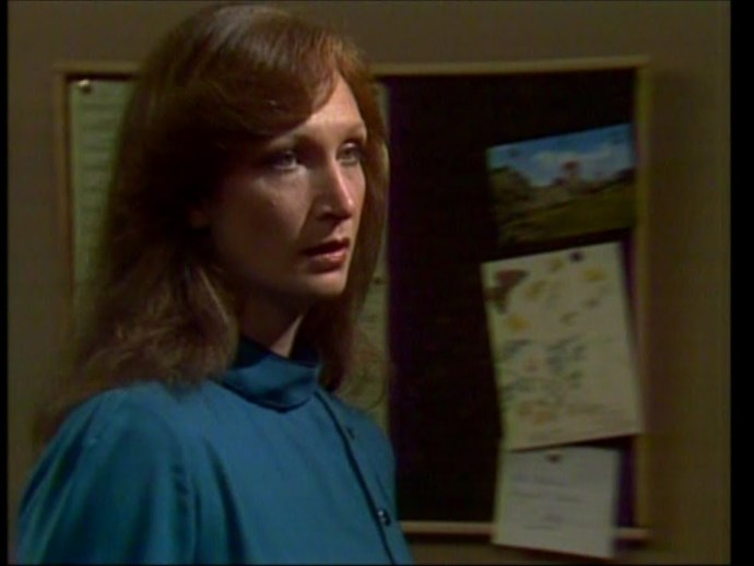 In 1980, Cornelia played the role of layer Carmel Saunders.