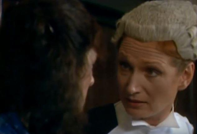 In the series, Carmel took on the appeal of Pat O'Connell (played by Monica Maughan).