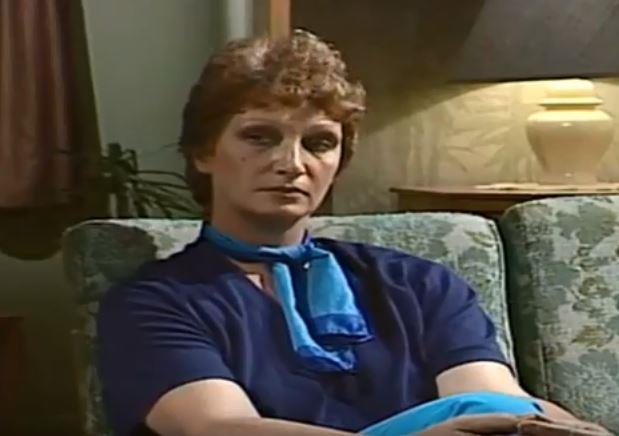 Cornelia's character Barbara was a fan favourite.