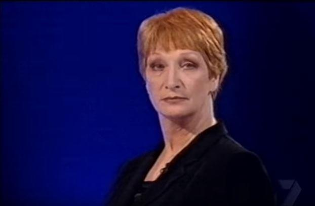 "Who can forget that catchphrase? ""You are the weakest link. Goodbye."""
