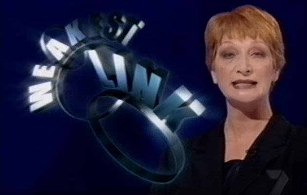 Between 2000 and 2001, Cornelia was the host of quiz show, *The Weakest Link.*