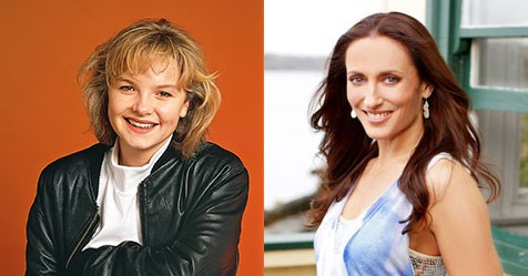 Justine Clarke first starred as Roo in 1988, and was replaced by Georgie Parker when the character returned in 2010.