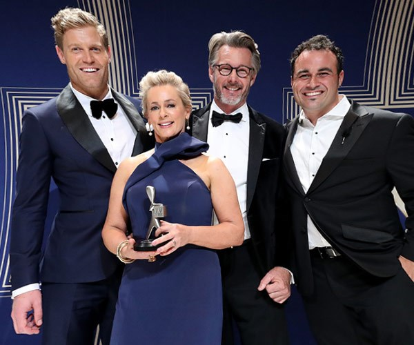 The Living Room took home a Logie last year.