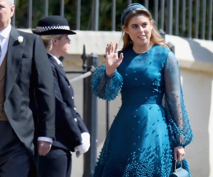Princess Beatrice has popped up in Sydney this week.