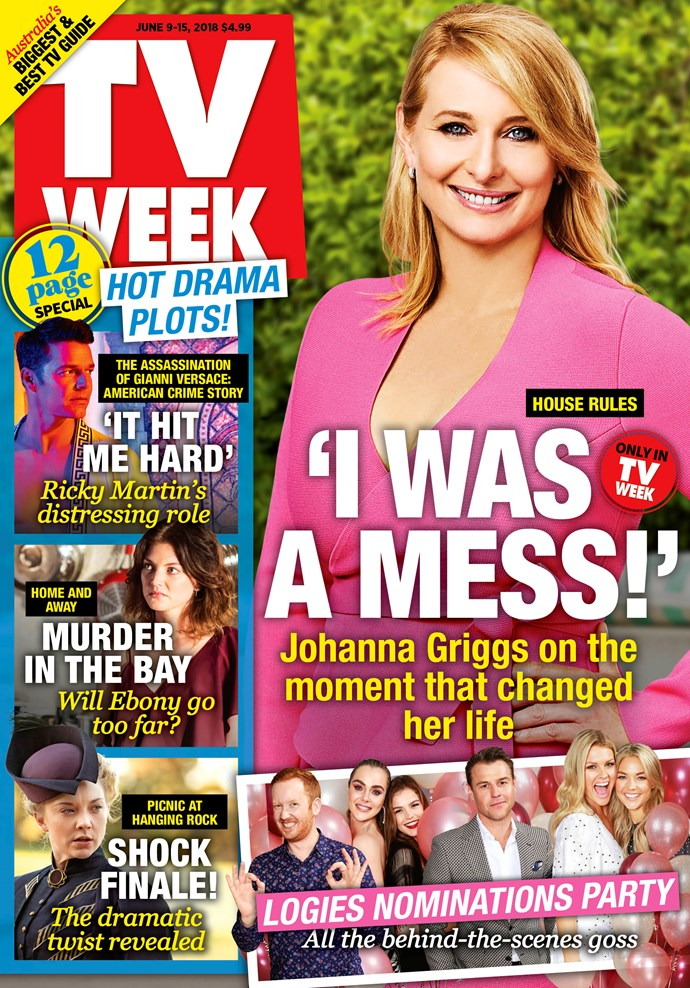 ***TV WEEK's*** latest issue - with all the latest  *MasterChef Australia* gossip - is on sale now!