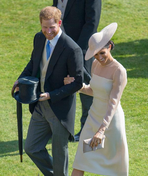 The Duke and Duchess of Sussex's regal-sounding title is so posh!