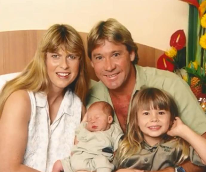In 2003, the couple welcomed their son, Robert. Little Bob was just three years old when his dad lost his life.