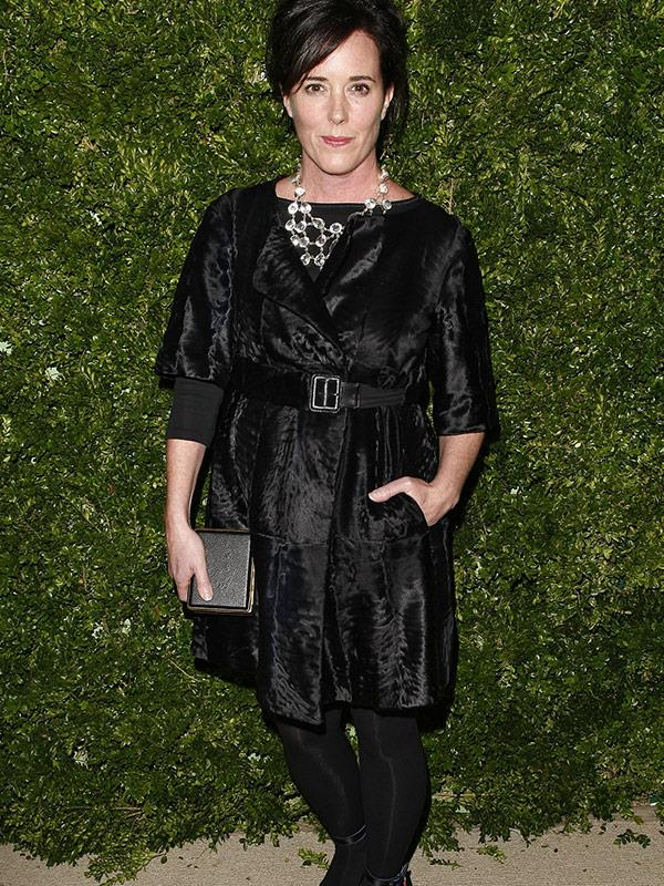 Kate Spade is survived by her husband, Andy Spade, and 13-year-old daughter.