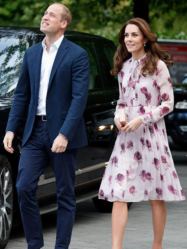 The royals stepped out for World Mental Health Day.
