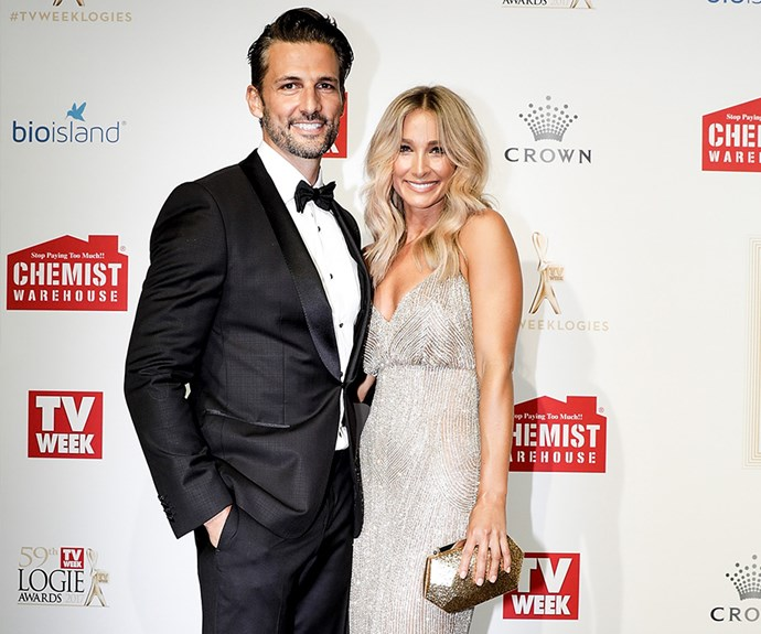 Tim Robards and Anna Heinrich are married, introducing Mr and Mrs Bachie!