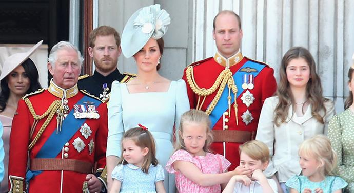 Savannah Phillips totally stole the show after this now-viral moment at Trooping the Colour.