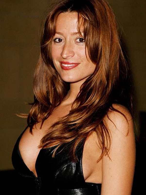 Rebecca Loos reportedly had an affair with David Beckham while the pair were working together in Spain.