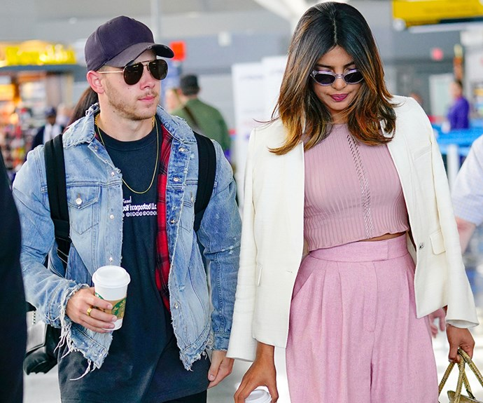 It's not just a fling: Nick recently invited Priyanka to his cousin's wedding.