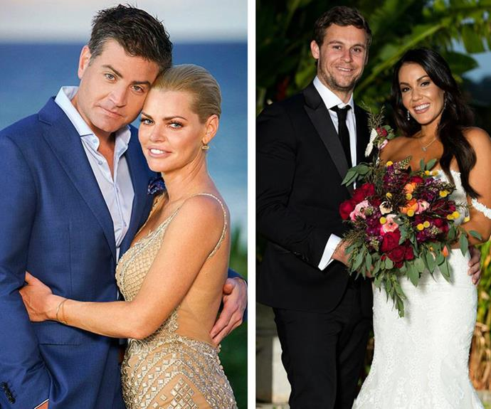 They've got a least one thing in common - both Sophie and Ryan had failed relationships from dating shows.