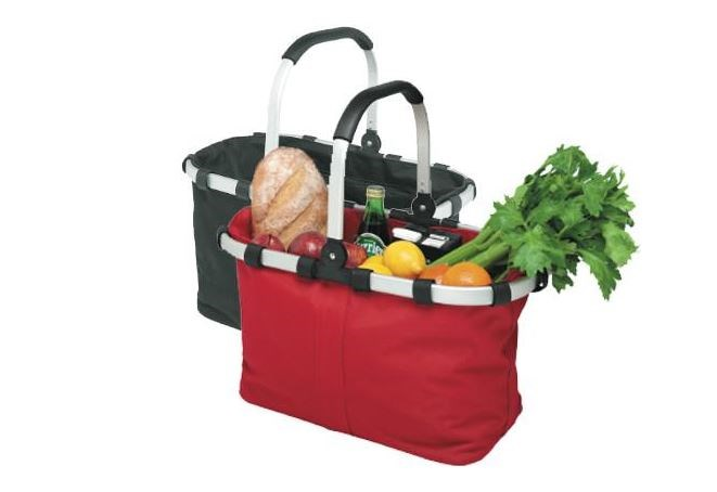 The Avanti Collapsable Carry Basket