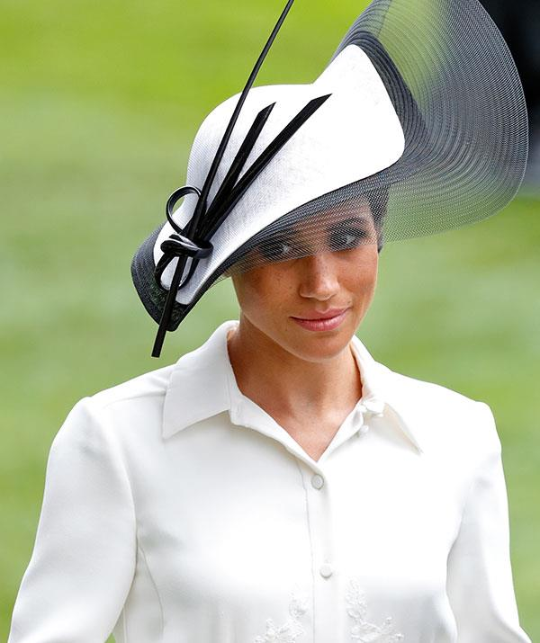 Duchess Meghan has yet to comment on any of the Markles.