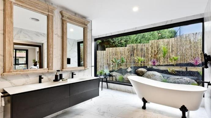 The luxury home has five bathrooms. *Image credit: Realestate.com.au*
