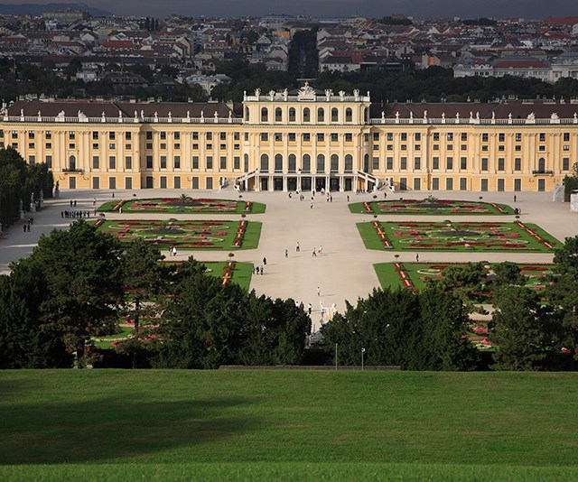 Vienna's Schönbrunn Palace is just one of the regal sights you'll see on APT's Magnificient Europe River Cruise.