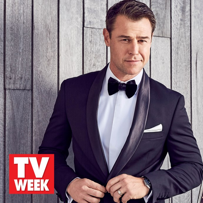 Roder is thrilled to be nominated for the Gold Logie.