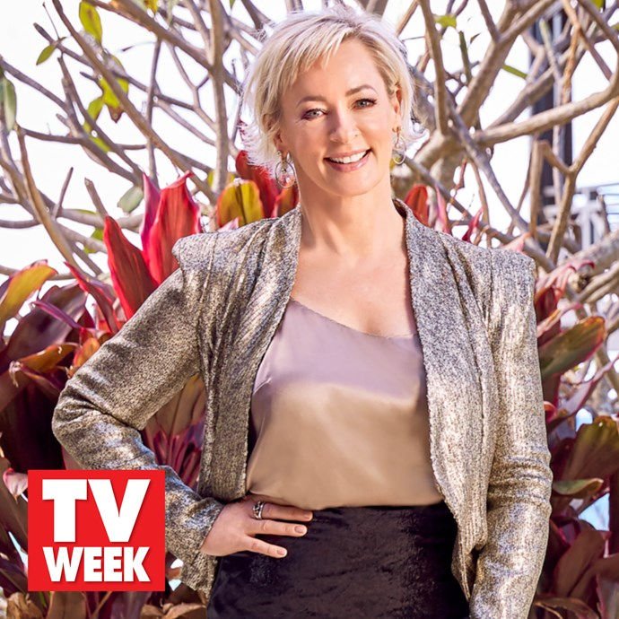 Amanda knows her mum would be 'thrilled' by her Gold Logie nomination.