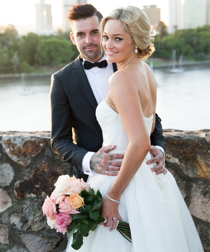 Father-to-be Keller had a failed *MAFS* marriage to Nicole Heir in Season 3 of the hit show.