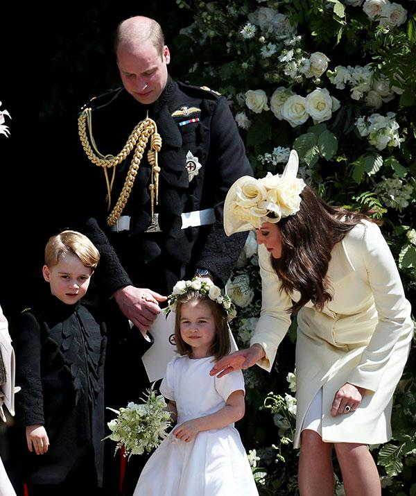 Prince Louis' godparents will be announced in due course, but there'll be a long list of chosen guardians.