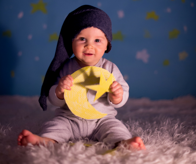 A gold star will make your little Leo very happy!